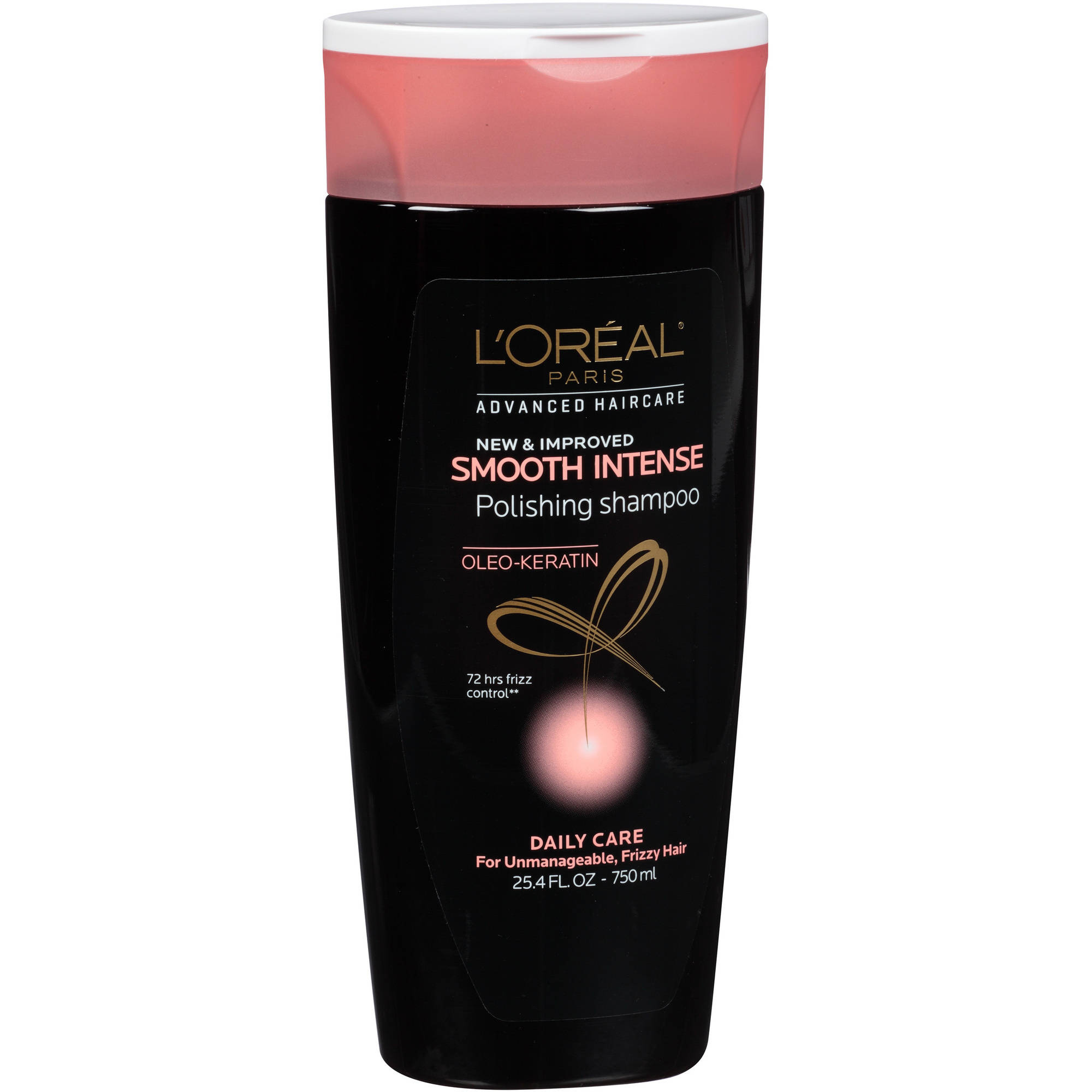 L'Oreal Paris Advanced Haircare Smooth Intense Polishing Shampoo 25.4 FL OZ