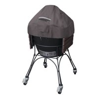 "Classic Accessories 32""x26""x24"" Taupe BBQ Cover, Ravenna"