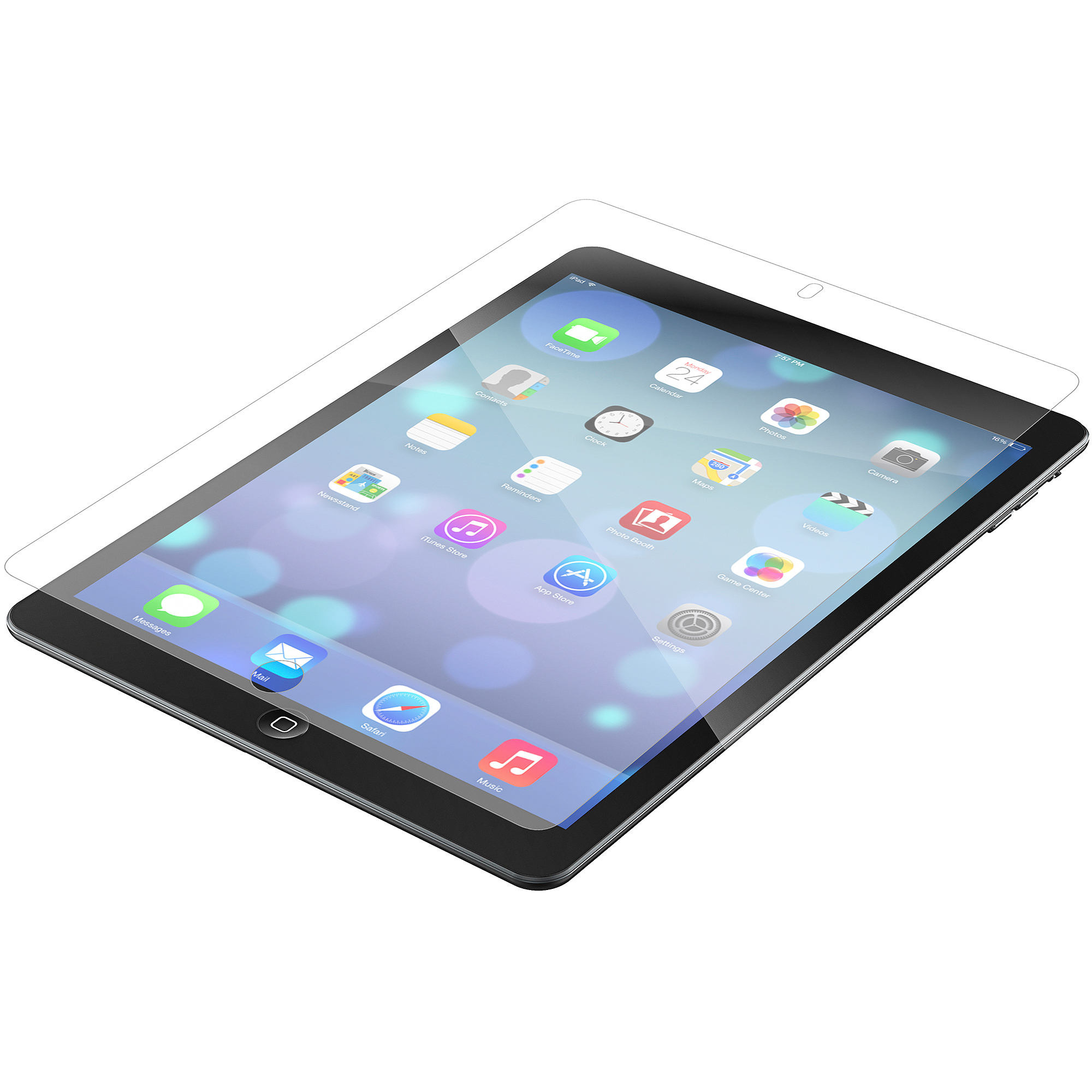 InvisibleShield Original Screen Protector for the Apple iPad Air/Air 2/9.7-inch iPad Pro