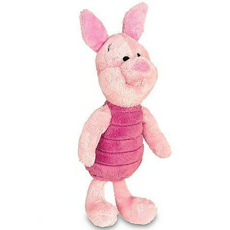 Disney Piglet Jewelry - Disney Piglet Plush Mini Bean Bag Toy -- 7''