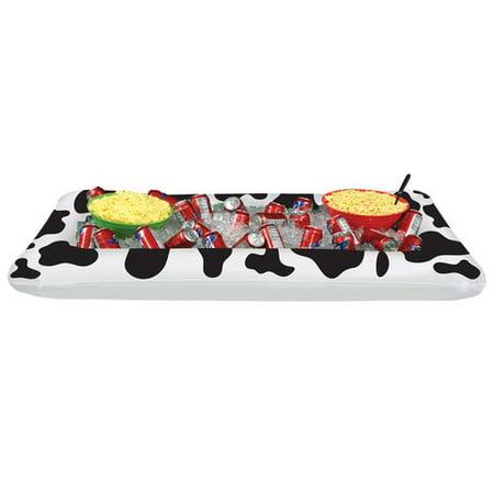 Cow Print Buffet Cooler for $<!---->