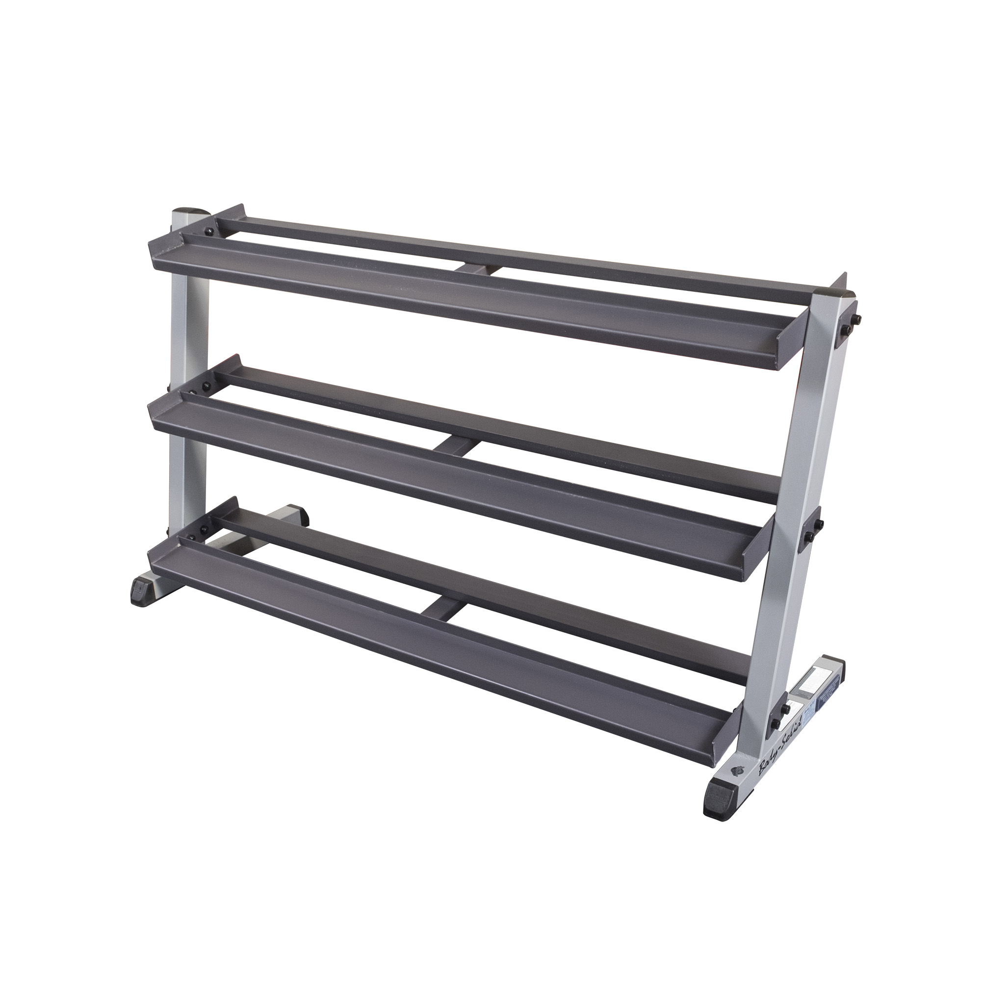 Body Solid GDR60DBT 3 Tier Dumbbell Rack