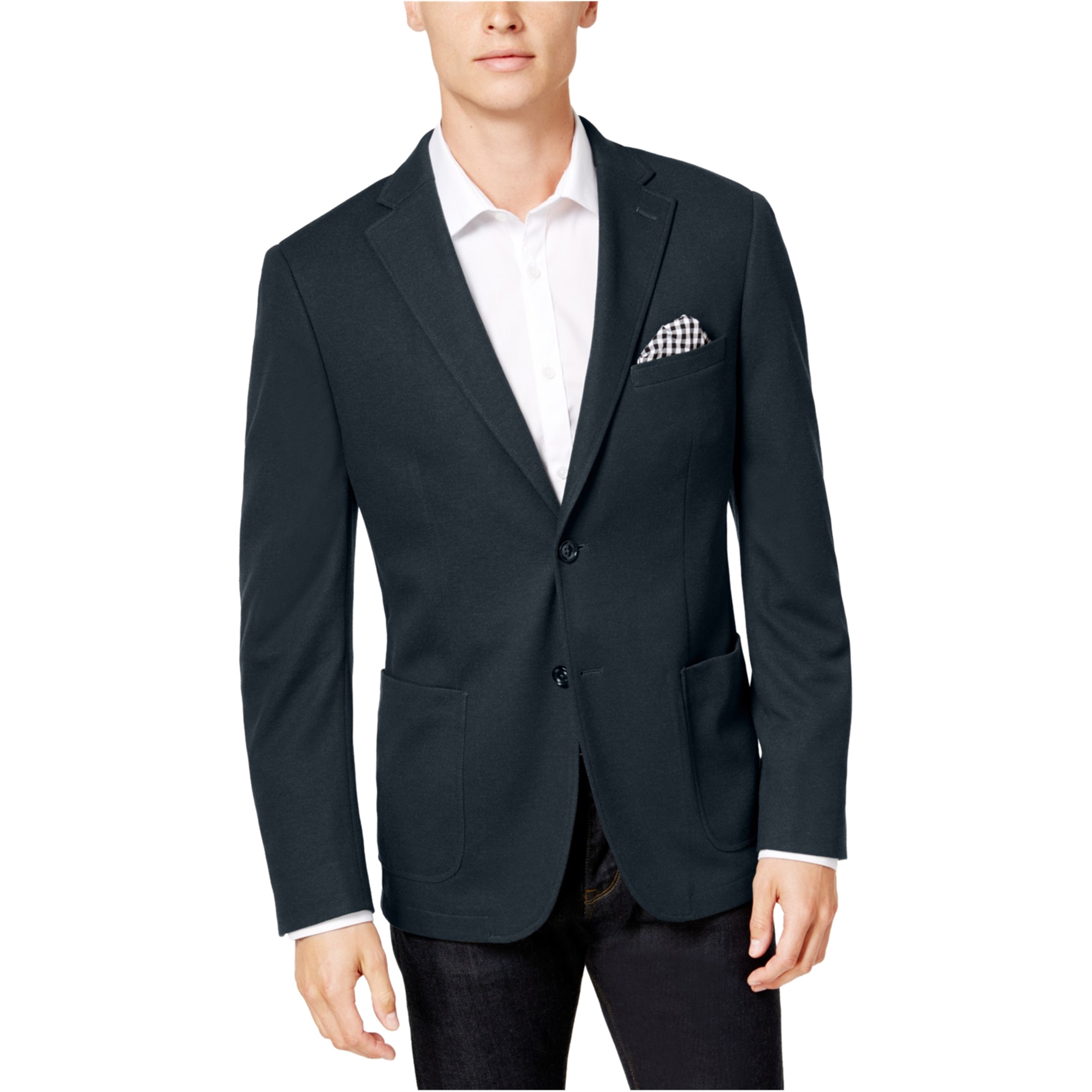 Alexander Julian Colours Mens Big /& Tall Single Breasted Modern Fit Check Sportcoat Blazers or Sports Jacket