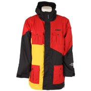 Sessions New Schooler Ski Jacket Red Mens