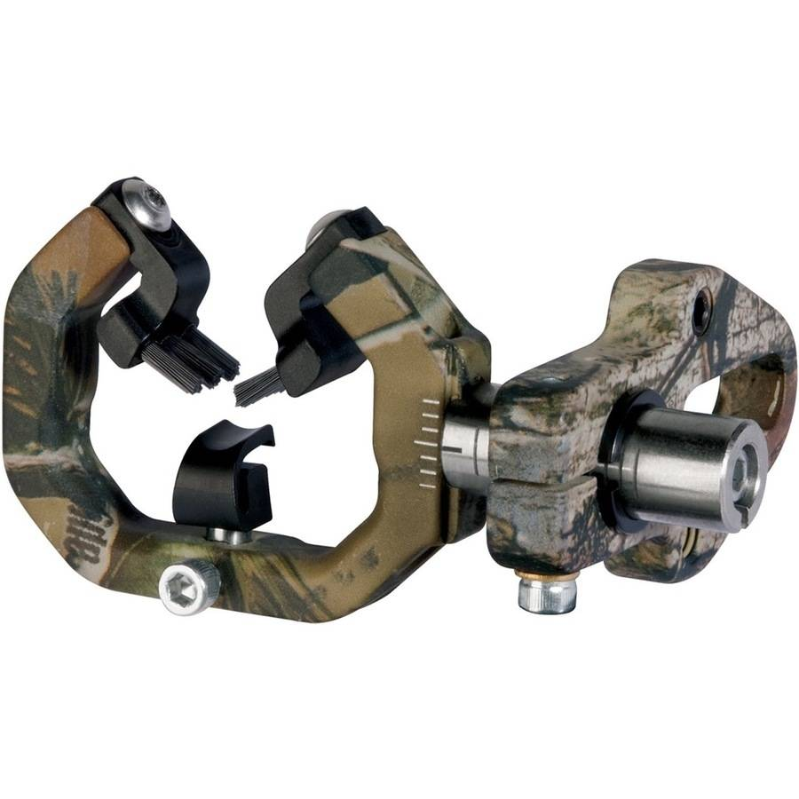 New Archery Products 360 Capture Arrow Rest, Camo