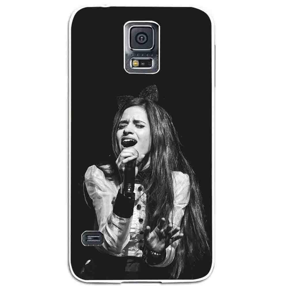 Ganma camila cabello fivety harmoney Case For Samsung galaxy case (Case For Samsung Galaxy S5 White)