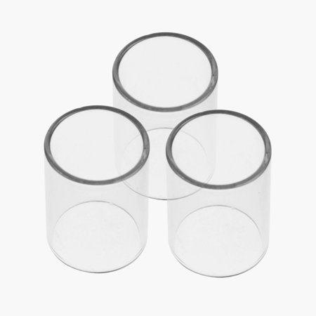 (3 Pack) Replacement Pyrex Glass for Geekvape Griffin 25 RTA
