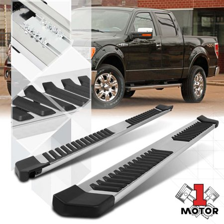 Chrome Stainless Running Board 6