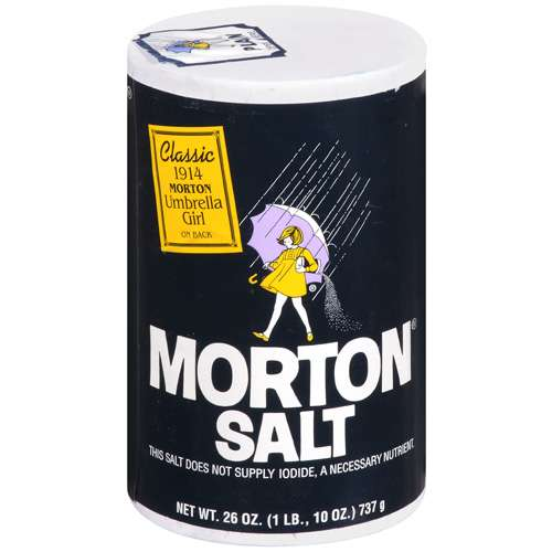 Morton: Salt , 26 oz