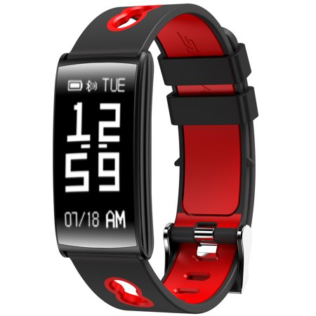 0.96inch OLED Touch Screen Bluetooth 4.0 Smart Watch Bracelet Heart Rate Monitor IP 67 Waterproof Watch 3.5' Oled Touch Screen