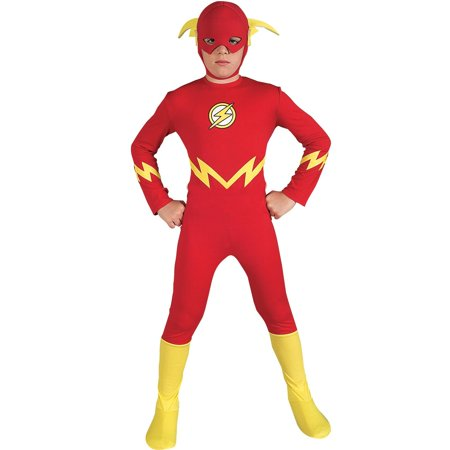 Flash Halloween Animation (The Flash Child Costume)