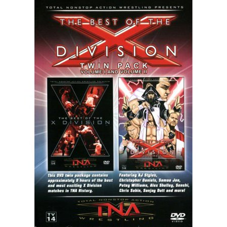 TNA Wrestling: Best of X-Division [2 Discs]