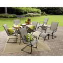 Mainstays Bristol Springs 10-Piece Dining Set