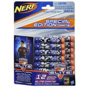 Nerf N-Strike Elite 12 Special Edition Elite Darts Pack (Blue) by Nerf