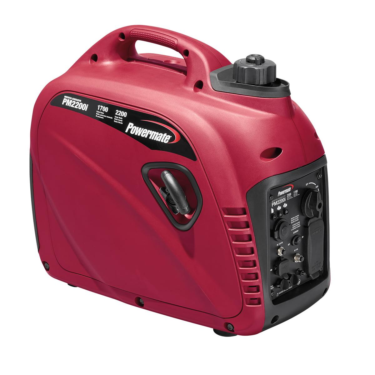 10000001790 2200 Watt Inverter Portable Generator, 50 State CSA by Generac