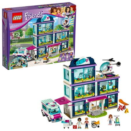LEGO Friends Heartlake Hospital 41318 - Lego Gear Set