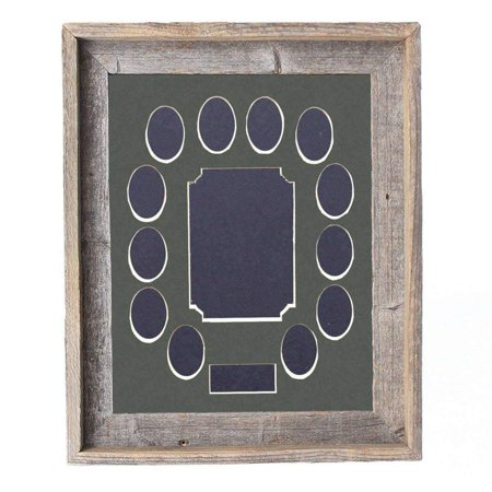 Barnwoodusa School Years Matted Picture Frame K 12 100 Upcycled