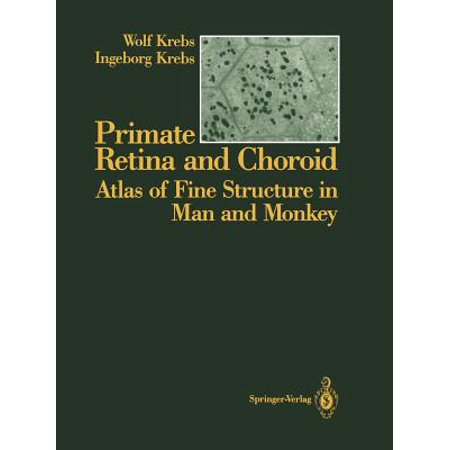 Primate Retina and Choroid : Atlas of Fine Structure in Man and