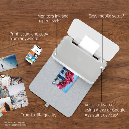 HP Tango Smart Home Printer - Designed for your Smartphone with