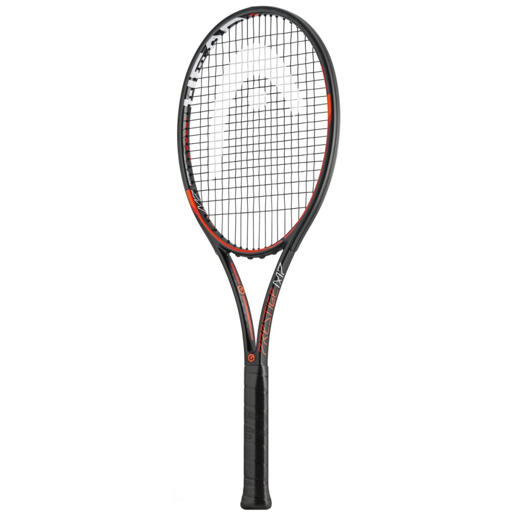 Head 2017 Graphene XT Prestige Pro Strung Tennis Racquet - Choice of grip size