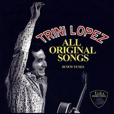 Trini Lopez All Original Songs (CD) - Halloween Original Theme Song Mp3