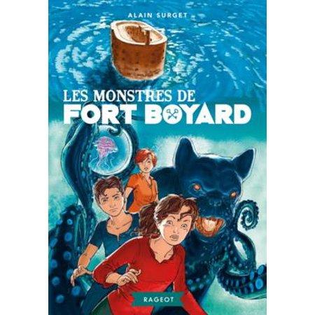Les monstres de Fort Boyard - eBook](Les Monstres De Halloween)