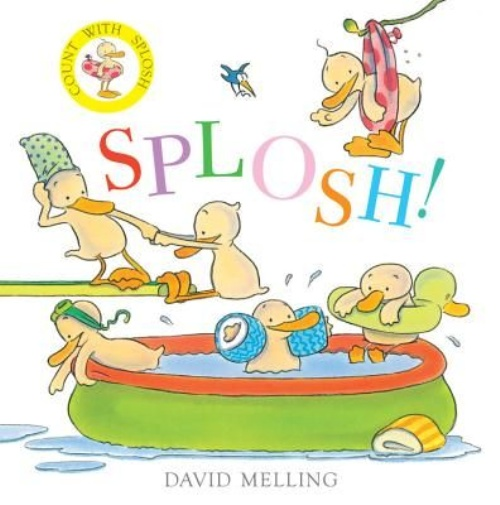 Splosh!. by David Melling