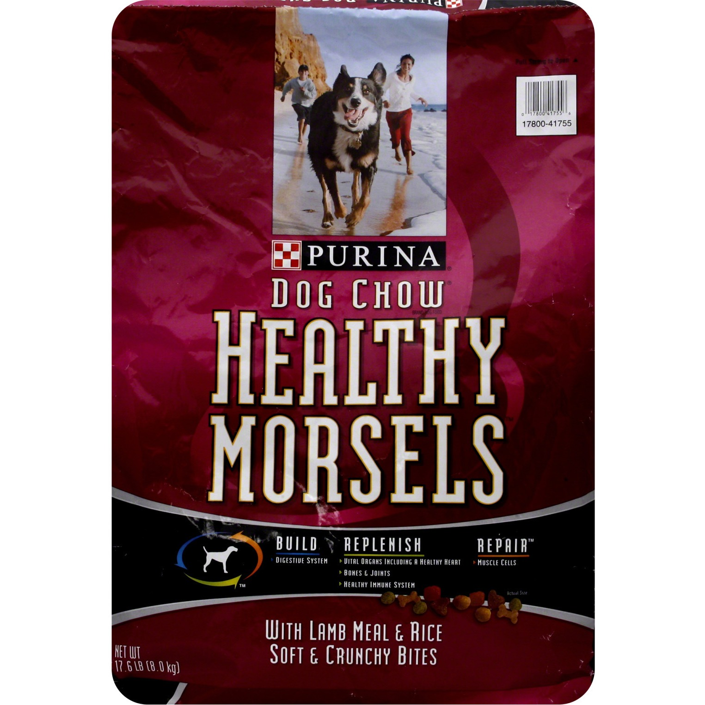 Purina Dog Chow Healthy Morsels Dog Food