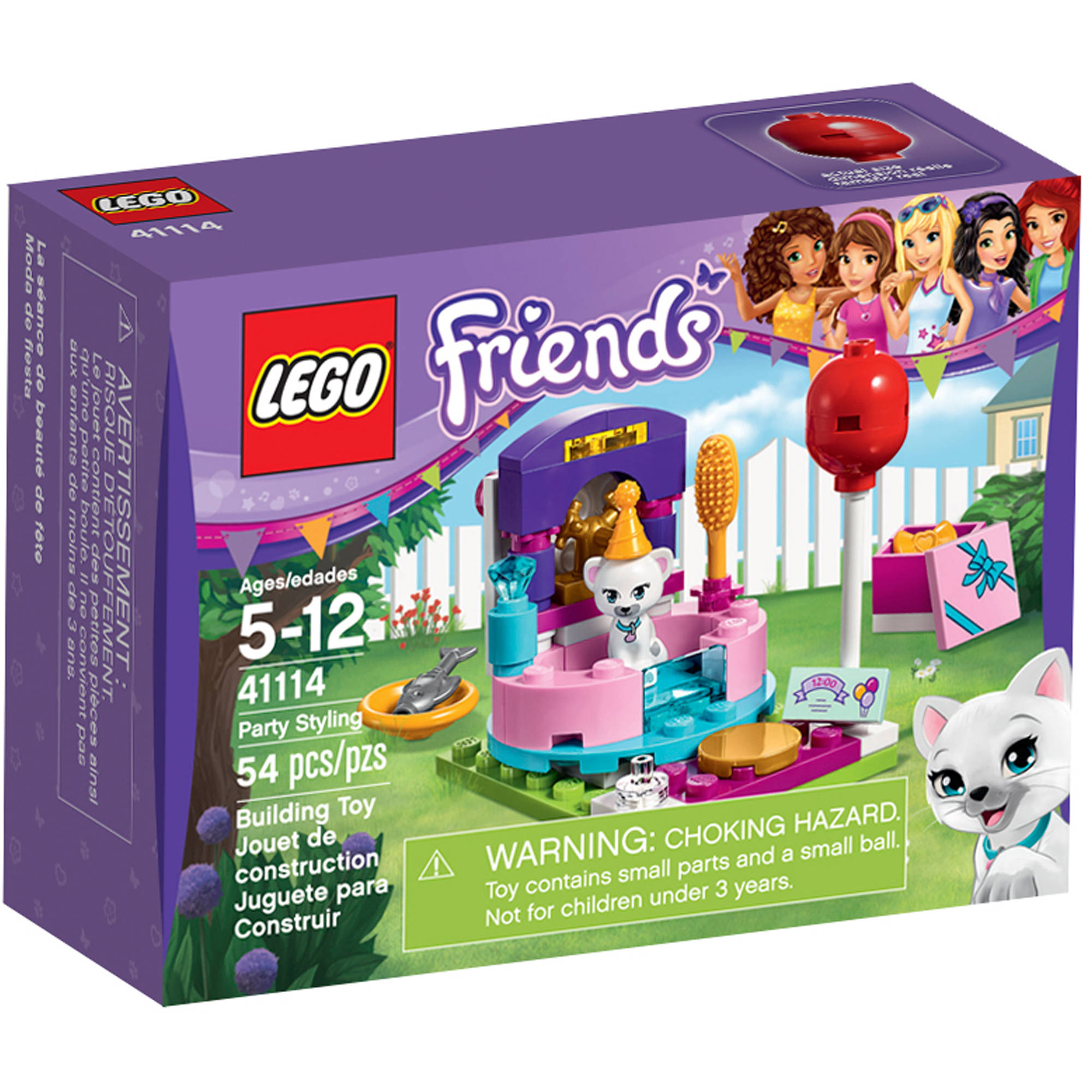 Party Styling41114 Party Lego Friends Styling41114 Lego Lego Friends OkiTZPXuw
