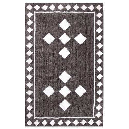 Affinity Linens Grey Area Rug