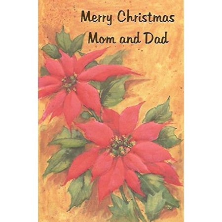Merry Christmas Mom and Dad (C22), Cover: Merry Christmas Mom and Dad By Magic Moments Ship from