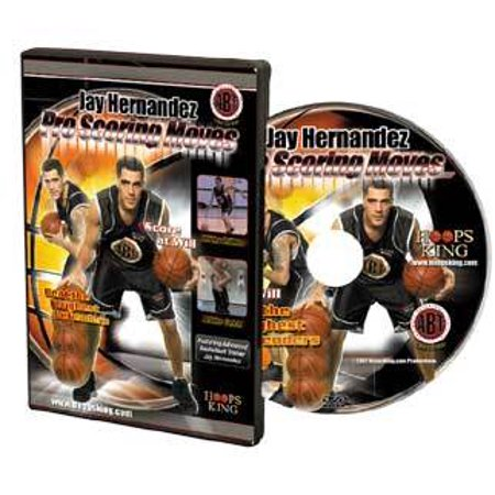 Jay Hernandez Pro Scoring Moves Volume 1 Basketball Coaching