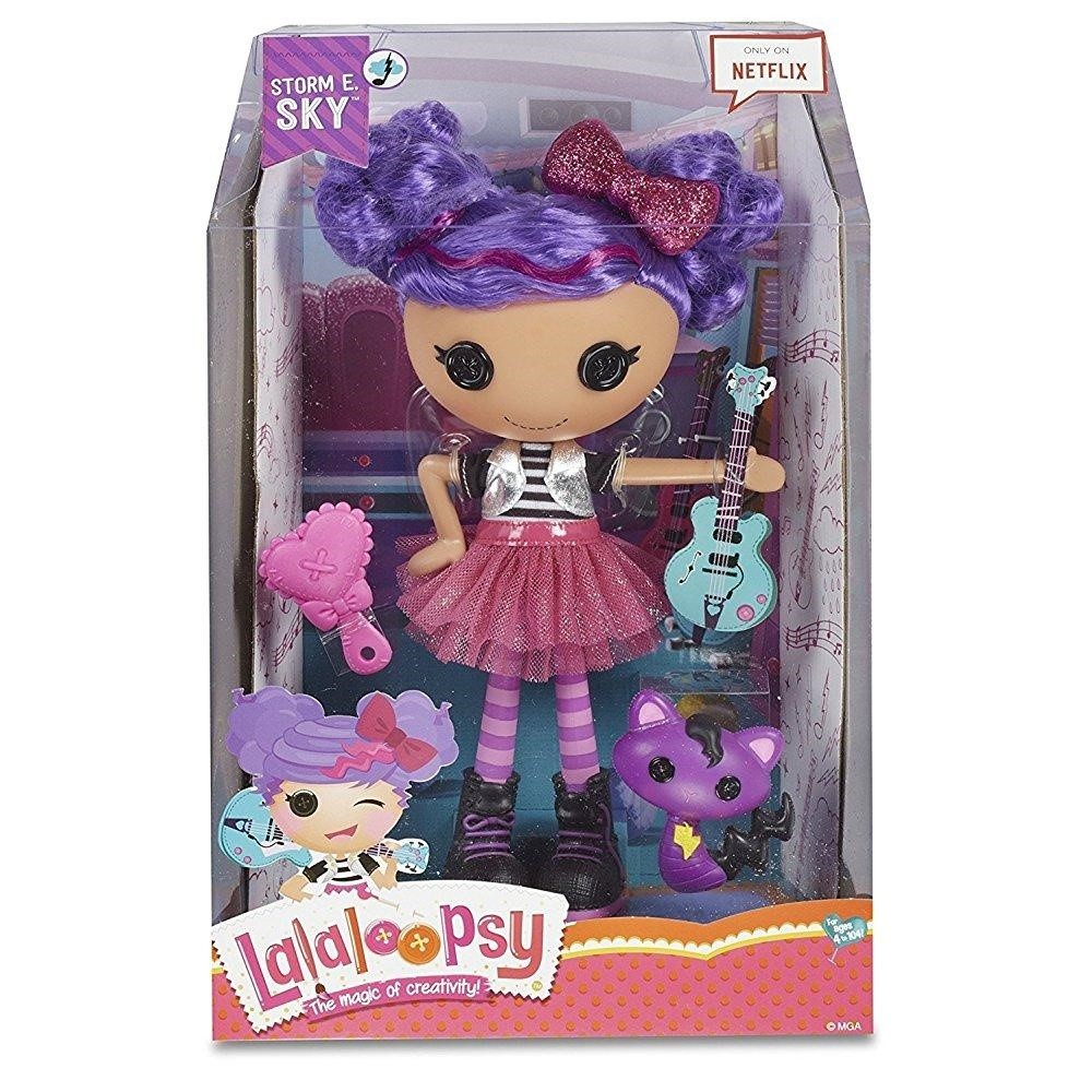 Lalaloopsy Entertainment Storm E. Large Doll