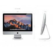 "Apple iMac 21.5"" 2.7GHz Core i5 (ME086LL/A) All In One Desktop, 8GB Memory, 1TB Hard Drive, MacOS 10.12 Sierra - Refurbished"