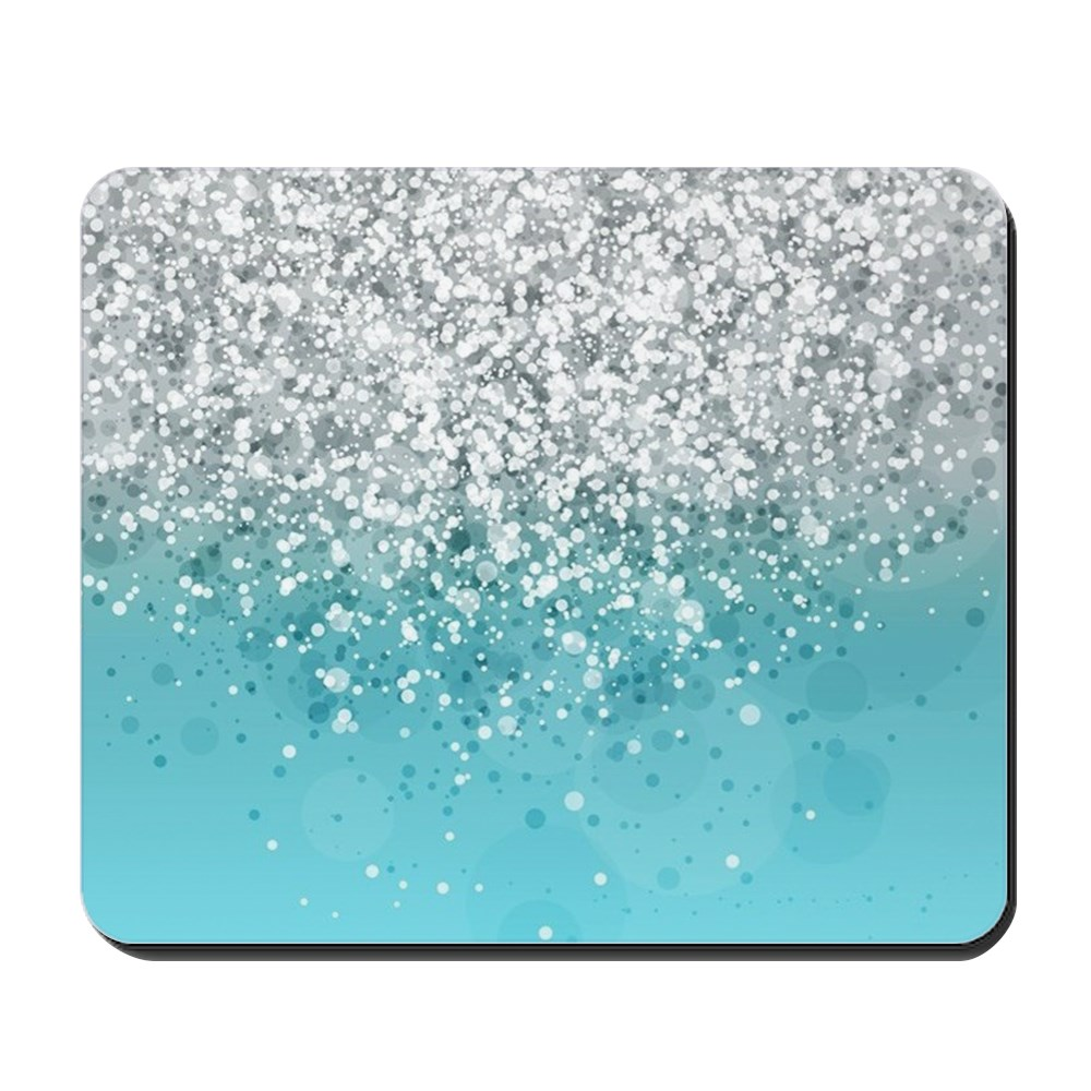 CafePress - Glitteresques I - Non-slip Rubber Mousepad, Gaming Mouse Pad