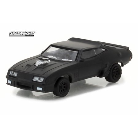 1973 Ford Falcon XB, Black - Greenlight 27930A/48 - 1/64 Scale Diecast Model Toy Car ()