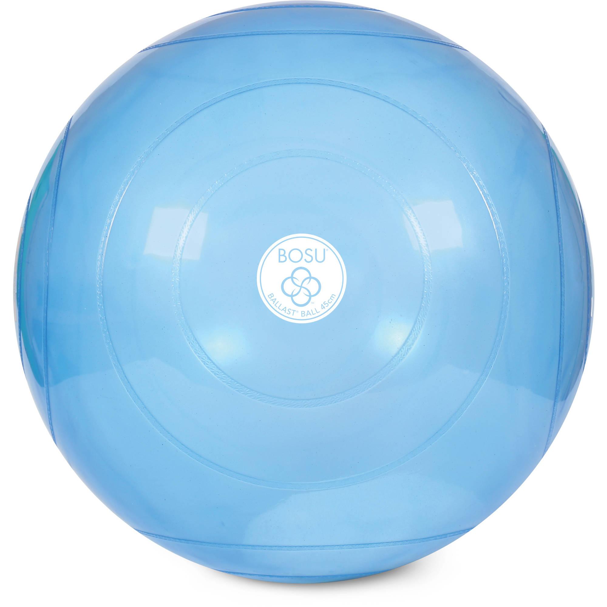 Bosu Ball Uk Stockists: BOSU Ballast Ball, 45 Cm