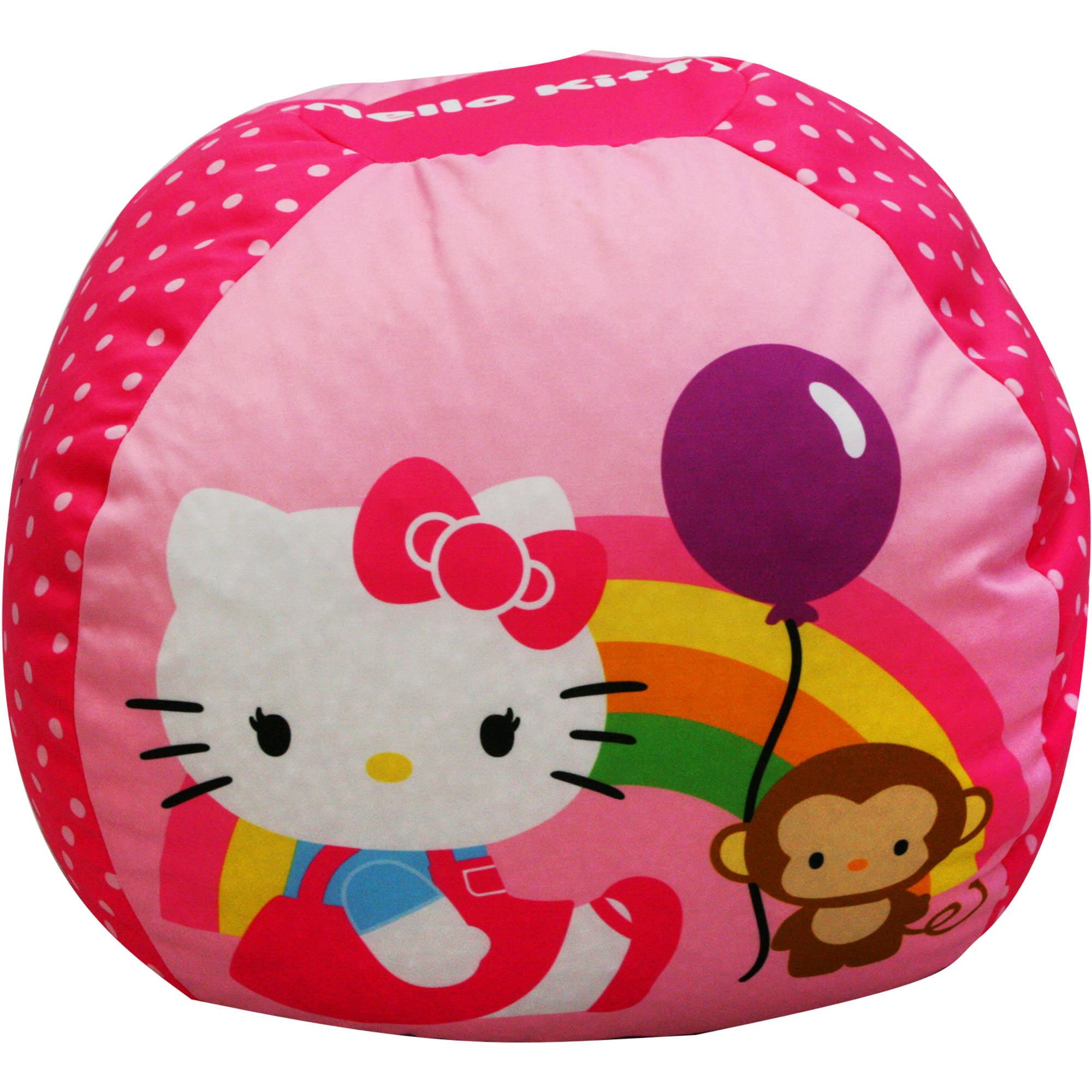 Hello Kitty Balloon Bean Bag Walmartcom