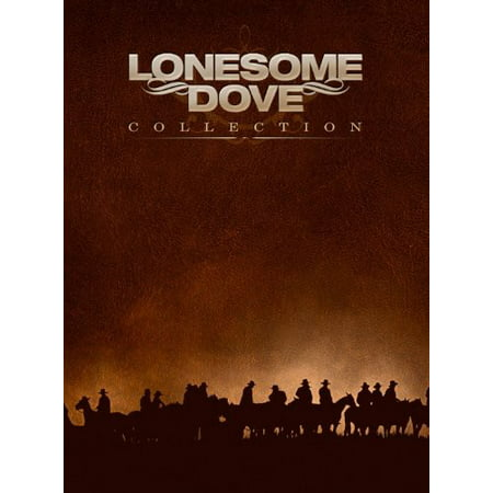 Lonesome Dove Collection [DVD]