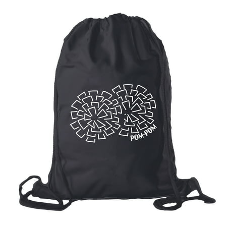 Cheerleading Backpacks, Cheer and Pom Drawstring Bags, Cheerleader Team Cinch Bags](Cheerleader Bags)