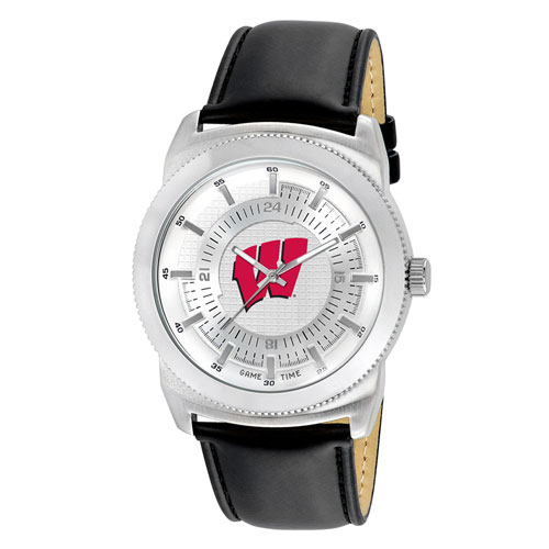 Mens Univ Of Wisconsin Vintage Watch