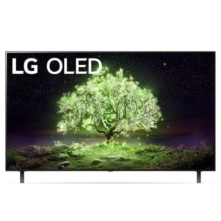 """LG 55"""" Class 4K UHD Smart OLED TV A1 Series OLED55A1PUA"""