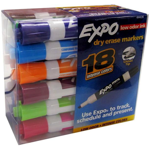 Expo Dry Erase Markers 18 Pack Walmart Com Walmart Com