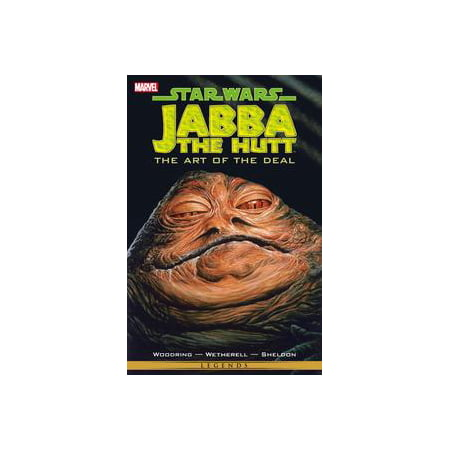 Star Wars Jabba The Hut - eBook