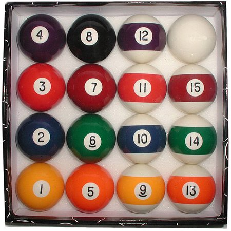 Deluxe Billiard Pool Balls Set ()