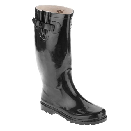 Forever Young Women's Tall Shaft Rain Boot