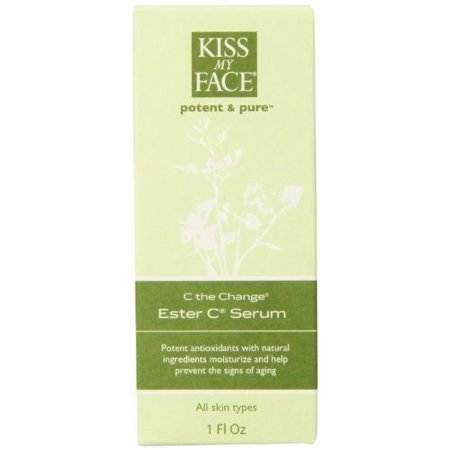 Kiss My Face C The Change Ester C Serum, 1 Fl Oz