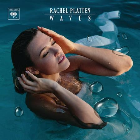 Rachel Platten - Waves (CD) - New Wave Halloween Cd