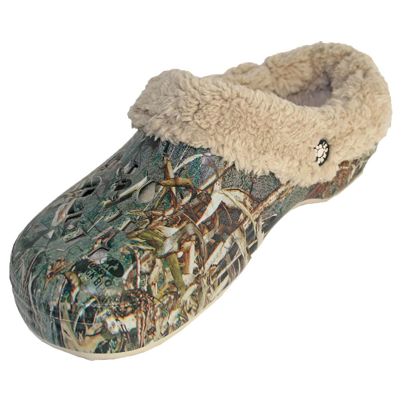 6e390a4dbea73 DAWGS - Dawgs Men's Mossy Oak Fleece Dawgs - Walmart.com