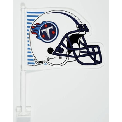 Tennessee Titans Official NFL 14 inch  Car Flag by Wincraft